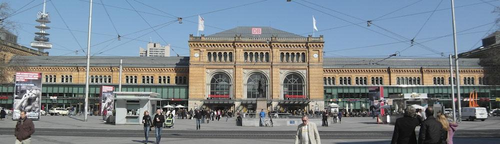 Hannover Hauptbahnhof